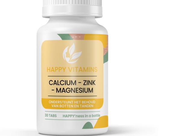 Calcium-Zink-Magnesium